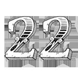 Значение числа 22 (двадцать два) в нумерологии